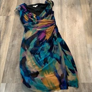 Beautiful colorful dress